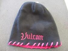 *Brand NEW* Kawasaki Vulcan Beanie / Hat ,  Reversible Black, and Pink