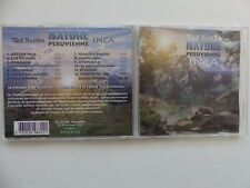 TED SCOTTO Nature peruvienne INCA Relaxation musicale NEW AGE  VT 0062  CD ALBUM