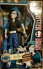 MONSTER HIGH DOLL SCARE MESTER INVISI BILLY  NEW IN BOX