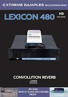 Xtreme Samples Lexicon 480 HD Reverb Impulse Response Library