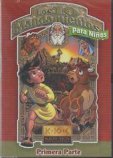 Los 10 Mandamientos para Ninos 1ra Parte DVD REGION 1&4 IDIOMA ESPANOL