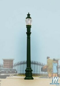 Walthers  949-4304 Cast Iron Column Street Light Pkg (2) HO Scale