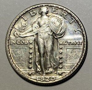 USA 25c 1920S