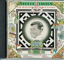 George Clinton R&B Skeletons in the Closet CD OOP