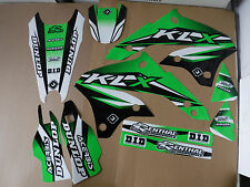 FLU DESIGNS PTS3  KAWASAKI  GRAPHICS KLX450  KLX450R  KLX450