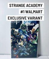 Strange Academy #1 Walmart Exclusive Variant