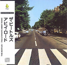 BEATLES THE ALTERNATE ABBEY ROAD CD MINI LP OBI