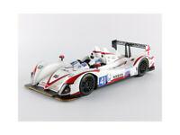 SPARK 18S064 ZYTEK NISSAN Winner LMP2 Le Mans 2011 Ojjeh Lombard model car 1:18