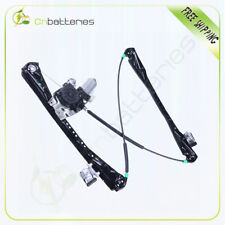 Window Regulator w/ Motor for 2000-2002 Lincoln LS Front Driver Side