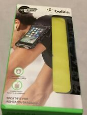 H8 Belkin Sport-Fit Pro Armband for iPhone 8 Plus 7 Plus 6S PLUS 6 PLUS FREE S/H