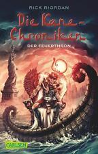 Deutsche Bücher für junge Leser Rick-Riordan