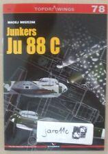 Junkers Ju 88C - TopDrawings, KAGERO N*E*W