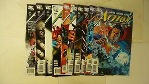 Action Comics 848-867 Superman DC J22