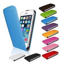 Flip Case iPhone 4 4S Cover Handy Tasche Schutzhülle Schale Etui Bumper Hülle