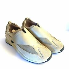 Fornarina Womens Gold Sneakers Athletic Tennis Shoes Size 7.5
