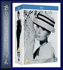 AUDREY HEPBURN COLLECTION ** BRAND NEW BLU-RAY ** REGION FREE **