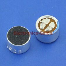 100x Panasonic Wm-034Cx Omnidirectional Electret Condenser Microphone Cartridge