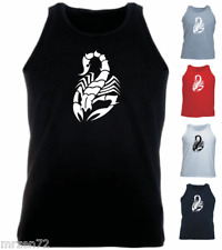 Tribal Scorpion tank top vest athletic vest