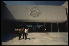 053047 entrada al Museo Nacional De Antropología A4 Foto Impresión