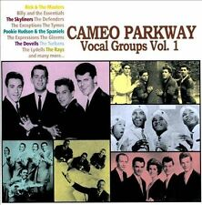 Remember Me Baby: Cameo Parkway Vocal Groups Vol. 1. CD Soul Doo Wop