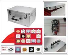 Look 1273-12329 Aluminium Valise de Monnaies Gigant-R 15 Tableaus 50 mm pour 225