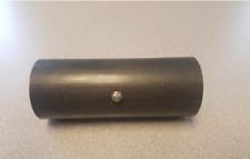 "Weld on Rotary Cutter Tail Wheel Fork Mounting Tube 1-1/2"" Diameter Post Fork"