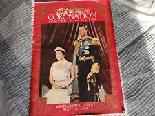 Magazine Weekly Illustrated Coronation Souvenir. 21 May 1937 George VI to Mary.