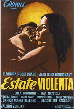 ESTATE VIOLENTA  DVD DRAMMATICO