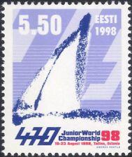 Estonia 1998 470 CAMPIONATI Classe/Sport/barche a vela// Yacht 1v (ee1187)