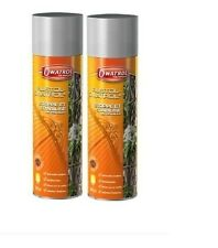 2 ANTIROUILLE INCOLORE RUSTOL OWATROL Aérosol 300ML