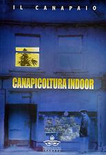 Canapicoltura indoor manuale Franco Casalone il Canapaio canapa cannabis