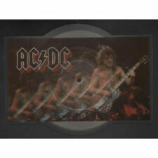 AC/DC Excellent (EX) Sleeve 45 RPM Vinyl Records