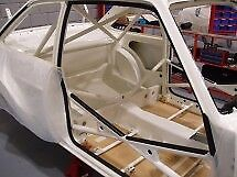 FORD ESCORT MK2 SAFETY DEVICES WELD IN ROLLCAGE KIT