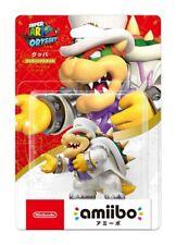 Nintendo Wii U 3DS Switch Amiibo Koopa wedding style (Super Mario Series) Japan