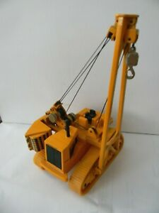 JOAL  CONSTRUCTION CATERPILLAR 224 PIPE LAYER  1/50 scale  ( MADE IN SPAIN )