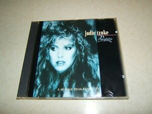 JUDIE TZUKE : A MESSAGE FROM RADIO CITY  CD ALBUM
