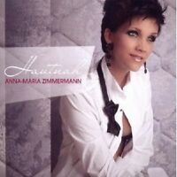 "ANNA-MARIA ZIMMERMANN ""HAUTNAH"" CD NEU"