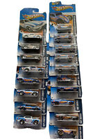 Lot of 18 Hot Wheel HW racing '11 and '12 - NEW