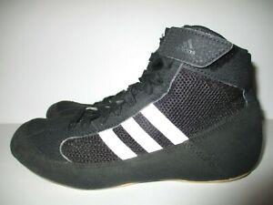 Adidas HVC 2 Wrestling Shoes Youth Sz 3