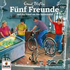 Fünf Freunde 132 Fünf Freunde und das Rätsel um den Stromausfall