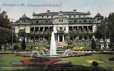 alte AK. FRANKFURT - Palmengarten Gesellschaftshaus - um 1915 blanko