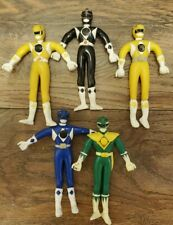 Power Rangers bendable figures