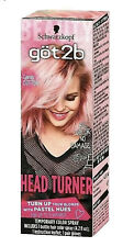 Schwarzkopf Got2b Turner Temporary Hair Color Candy Cotton Spray 4.2 fl oz 01