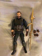 Bandai S.H. Figuarts Marvel Avengers Infinity War Captain America Action Figure