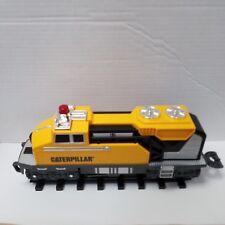 Caterpillar CAT Equipment Motorized Construction Express Train Set Tested Video