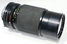 Minolta MD fit Super-Paragon 80-200mm 1:4.5 zoom Lens fits MD camera