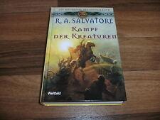 R.A. Salvatore -- KAMPF der KREATUREN // RÜCKKEHR des DUNKELELF  # 2 / Hardcover