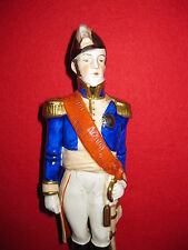 Scheibe Alsbach Napoleon Bertrand Figur 25 cm bunt General Armee
