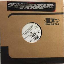 BLADE II SOUNDTRACK Various Artists 2LP 2002 Near Mint Comp Immortal Records