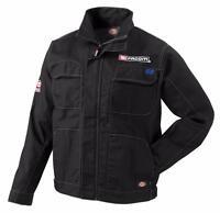Facom Dickies Black Work Casual Jacket S, M, L, XL, & XXL VP.JACK2